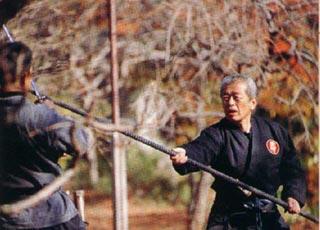 Shinken Gata  (Combate real)