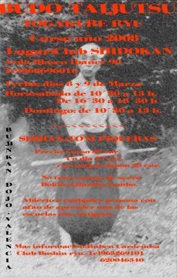 Curso en Valencia con Toni Piqueras - 8 y 9 de Marzo