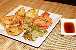 Gastronomía japonesa: Tempura
